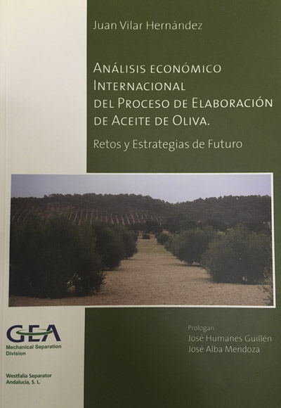Análisis internacional del proceso de elaboración de aceite de oliva. Retos y estrategias de futuro