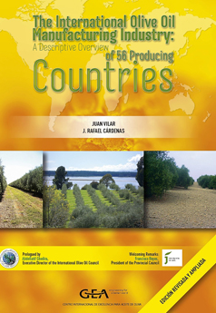 The international olive oil. Manufacturing Industry: A descriptive overview of 56 producing countries