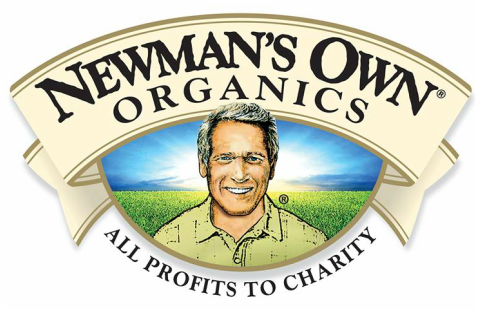 Paul Newman oil donates more than 390 million euros to charities.