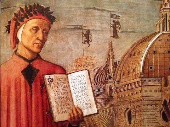 THE MYSTERIOUS LIQUOR THAT DANTE ALIGHIERI WAS CRAZY ABOUT