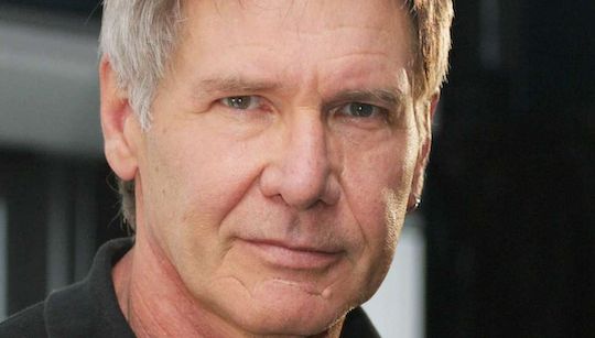 HARRISON FORD, AN OLIVE OIL LOVER, DENOUNCES DEFORESTATION BY PALM TREES