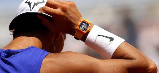 WHY DOES RICHARD MILLE, RAFA NADAL'S WATCH DESIGNER, WANT TO LIVE IN JAEN?