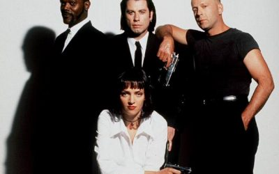 PULP FICTION, A DISTRIBUTION OF EXCEPTION, WHERE THE OLIVE TREE OWN COULD NOT BE MISSED
