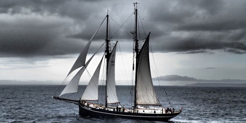 THE DE GALLANT: A REINVENTION OF SAILING SHIPS FOR EVOO SHIPPING