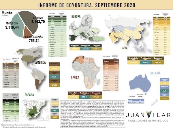 Informe de Coyuntura para la campaña 2020/21