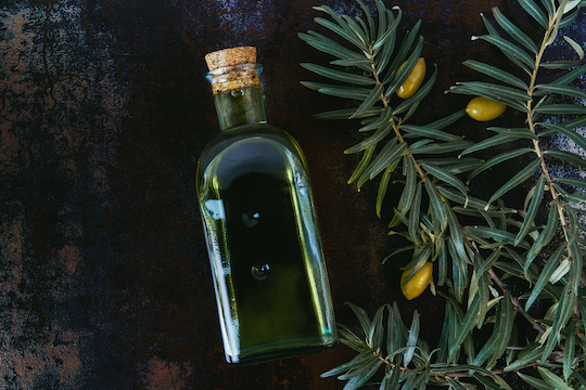 ANTHROPOLOGICAL AND BIOLOGICAL EVIDENCE OF THE ORIGIN OF CULTIVATED OLIVE TREES AND THE OLIVE OIL PRODUCTION